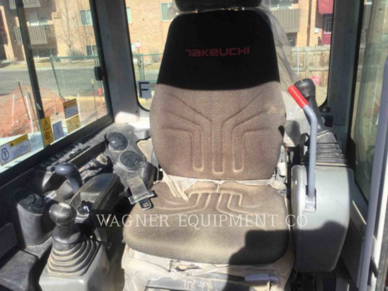 TAKEUCHI MFG. CO. LTD. TRACK EXCAVATORS TB260 equipment  photo 19