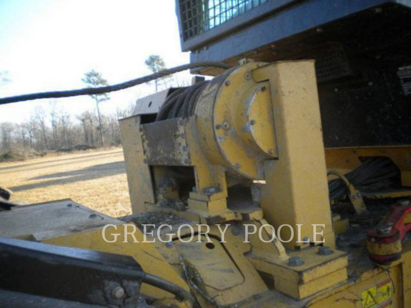 CATERPILLAR LEŚNICTWO - SKIDERY 545C equipment  photo 15