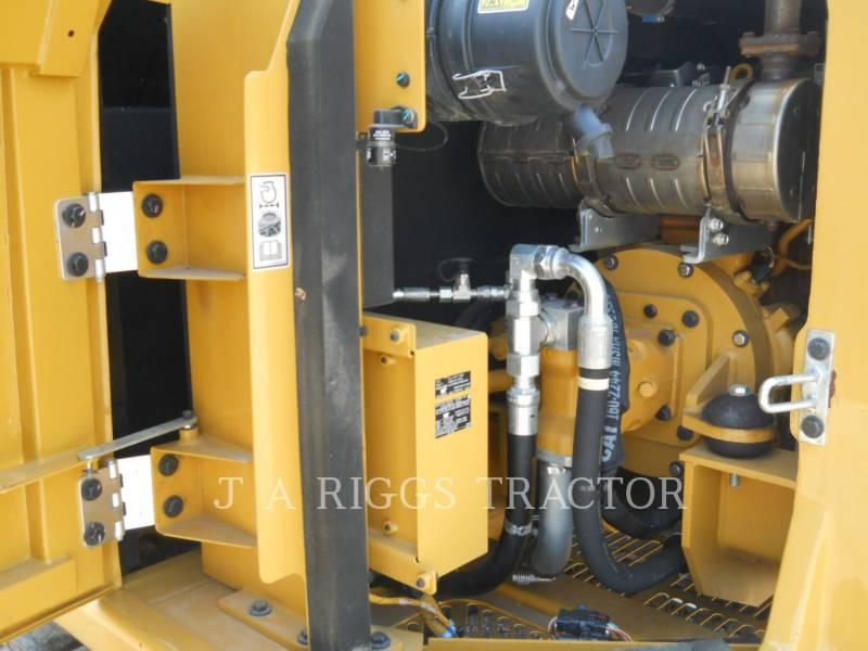 CATERPILLAR TRACK EXCAVATORS 307E equipment  photo 16