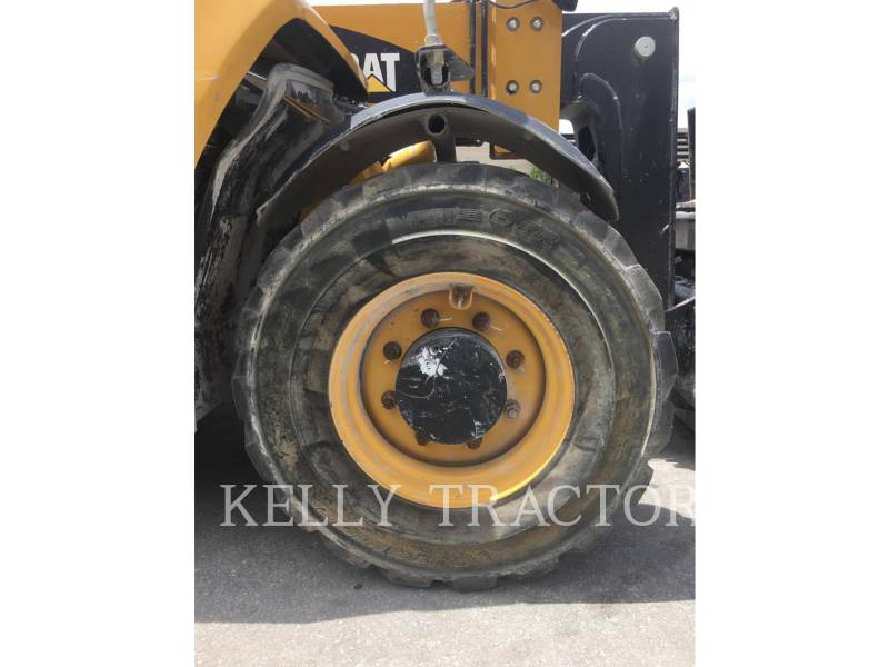 CATERPILLAR TELEHANDLER TH255C equipment  photo 10