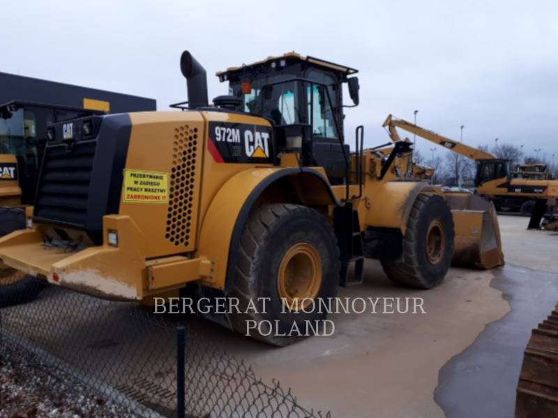 CATERPILLAR WHEEL LOADERS/INTEGRATED TOOLCARRIERS 972M XE equipment  photo 8