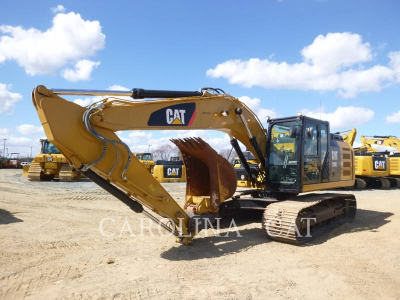 CATERPILLAR ESCAVATORI CINGOLATI 320EL QC equipment  photo 6