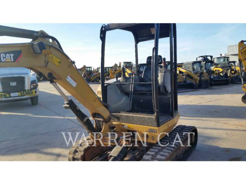 CATERPILLAR PELLES SUR CHAINES 302.7D equipment  photo 1