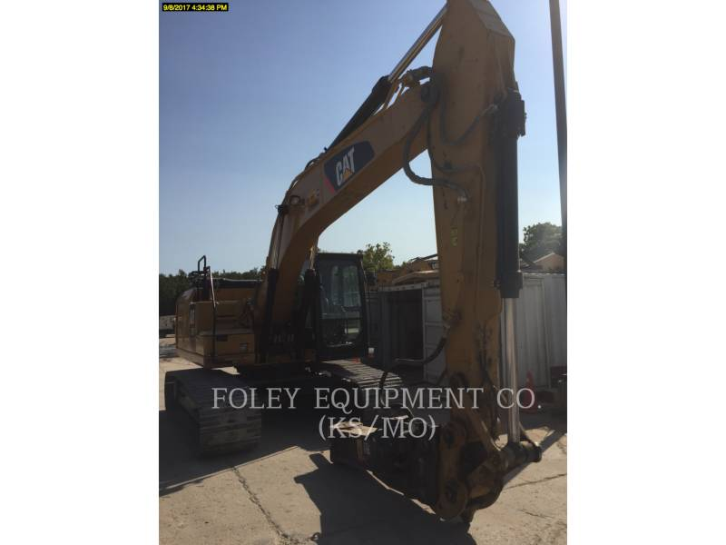 CATERPILLAR TRACK EXCAVATORS 323FL equipment  photo 4