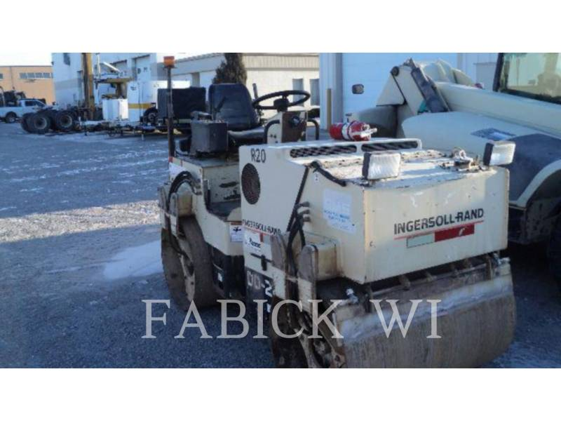INGERSOLL-RAND COMPACTADORES DD24 equipment  photo 2