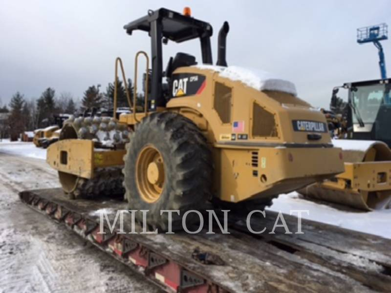 CATERPILLAR COMPACTORS CP56 equipment  photo 3
