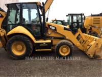 Equipment photo CATERPILLAR 420 F CHARGEUSES-PELLETEUSES 1