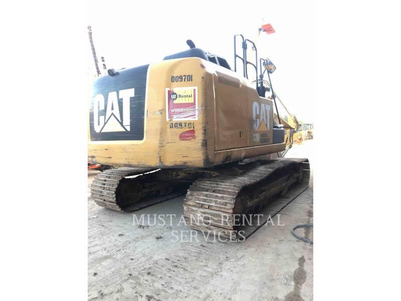 CATERPILLAR TRACK EXCAVATORS 320EL equipment  photo 5