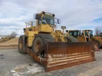 Equipment photo CATERPILLAR 834B DOZER GOMMATI 1