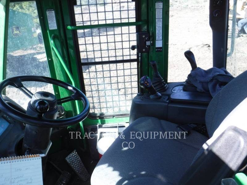 JOHN DEERE MAŞINĂ FORESTIERĂ 848H equipment  photo 5