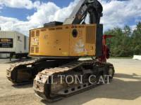 CATERPILLAR FORESTRY - FELLER BUNCHERS 521B equipment  photo 5
