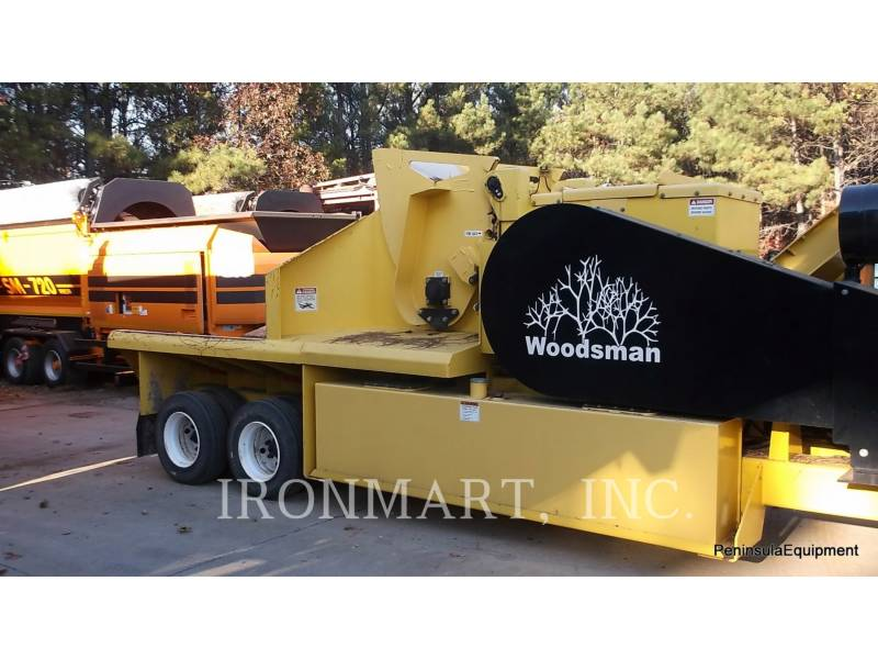 WOODSMAN SALES INC CHIPPER, HORIZONTAL 430 equipment  photo 2
