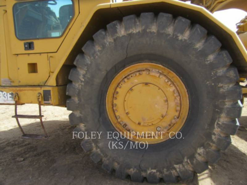 CATERPILLAR WHEEL TRACTOR SCRAPERS 633E equipment  photo 20