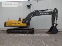 VOLVO CONSTRUCTION EQUIPMENT KETTEN-HYDRAULIKBAGGER EC360BLC equipment  photo 6