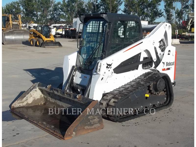 BOBCAT MULTI TERRAIN LOADERS T650 equipment  photo 1