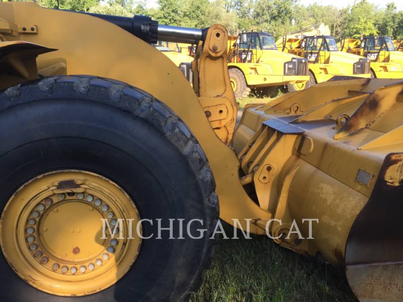 CATERPILLAR CARGADORES DE RUEDAS 980K LC equipment  photo 14
