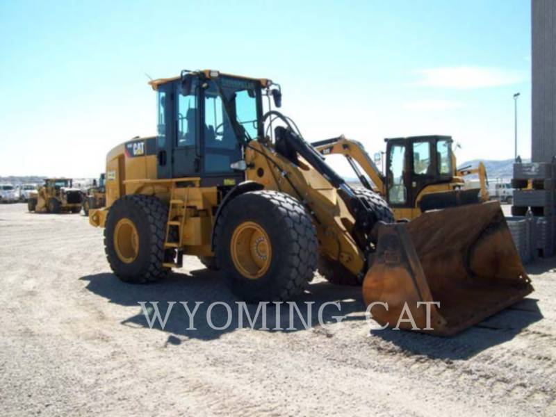 CATERPILLAR CARGADORES DE RUEDAS 924H equipment  photo 2