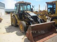 CATERPILLAR CHARGEUSES-PELLETEUSES 432D equipment  photo 2