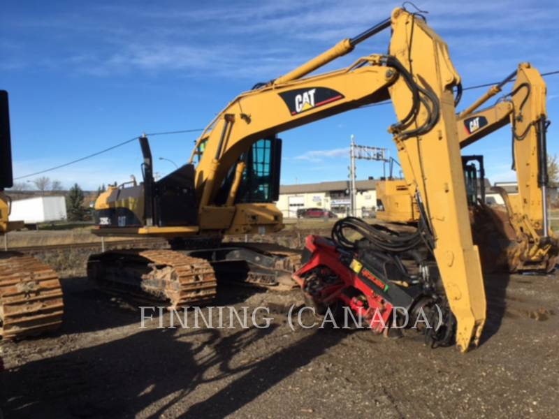 CATERPILLAR FORESTRY - EXCAVATOR 320CFMHW equipment  photo 2