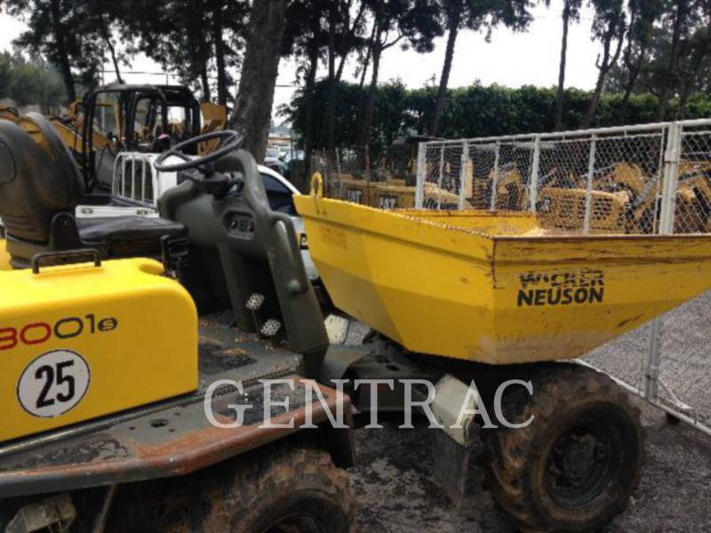 WACKER CORPORATION UTILITY VEHICLES / CARTS 3001 equipment  photo 2