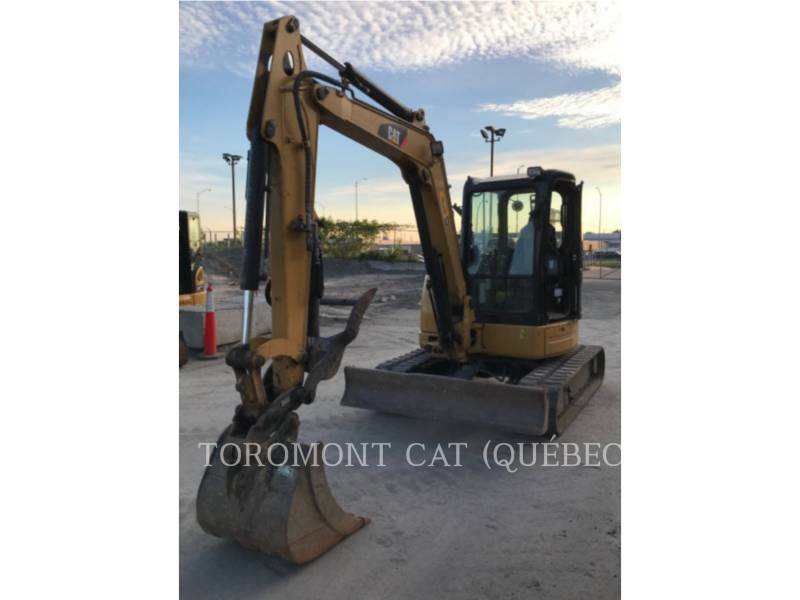 CATERPILLAR TRACK EXCAVATORS 305.5DCR equipment  photo 1
