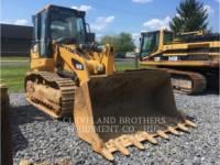 Equipment photo CATERPILLAR 963D TRACK LOADERS 1