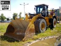 CATERPILLAR PÁ-CARREGADEIRAS DE RODAS/ PORTA-FERRAMENTAS INTEGRADO 966K equipment  photo 1
