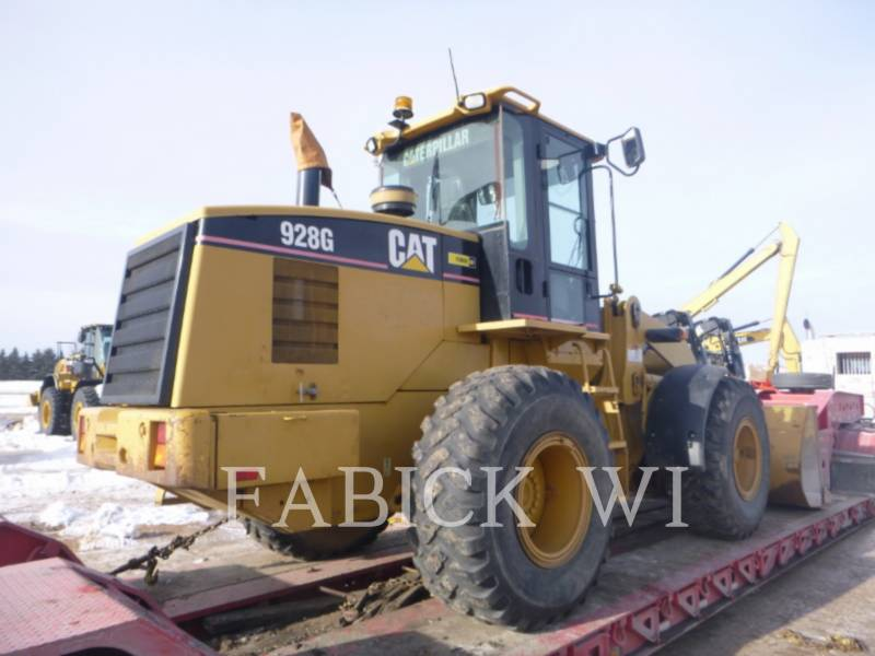 CATERPILLAR WHEEL LOADERS/INTEGRATED TOOLCARRIERS 928 G equipment  photo 4