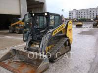 Equipment photo NEW HOLLAND LTD. C227 TRACK LOADERS 1