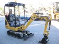 CATERPILLAR TRACK EXCAVATORS 301.4C equipment  photo 2