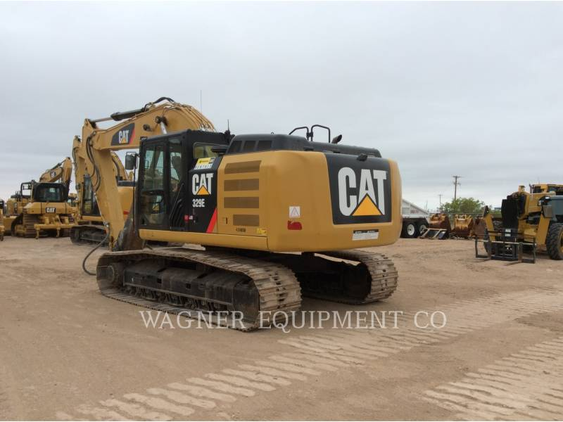 CATERPILLAR TRACK EXCAVATORS 329EL HMR equipment  photo 2