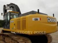 JOHN DEERE EXCAVATOARE PE ŞENILE 350D LC equipment  photo 8