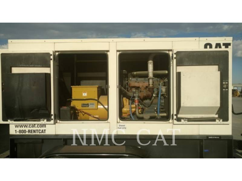 CATERPILLAR BEWEGLICHE STROMAGGREGATE XQ80P2 equipment  photo 2