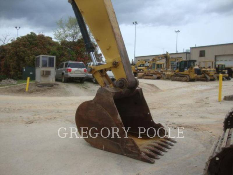 CATERPILLAR TRACK EXCAVATORS 336D equipment  photo 21