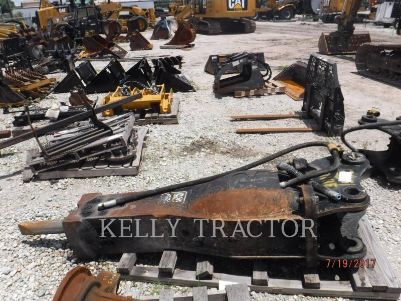 CATERPILLAR AG - HAMMER H 115 E S equipment  photo 2