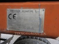 FIAT / HITACHI WHEEL EXCAVATORS FH200W equipment  photo 2
