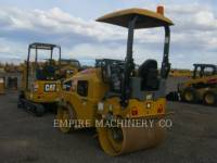 CATERPILLAR ROLO COMPACTADOR DE ASFALTO DUPLO TANDEM CB24B equipment  photo 3