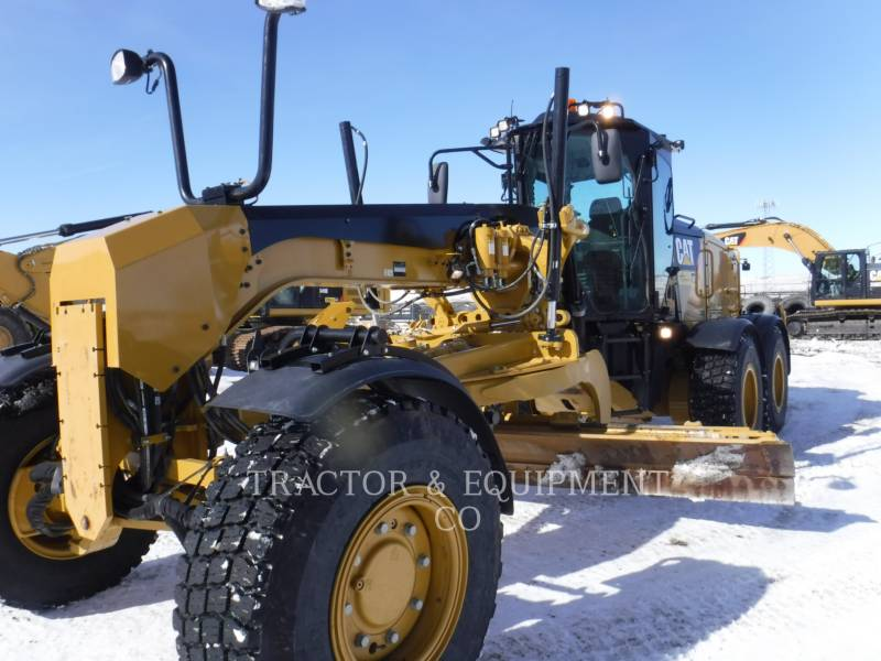 CATERPILLAR モータグレーダ 160M2 AWD equipment  photo 1