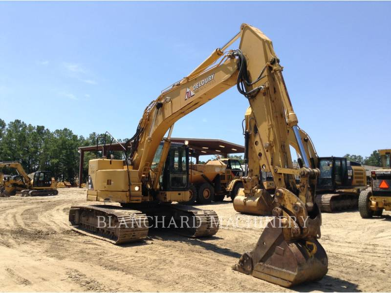 CATERPILLAR トラック油圧ショベル 321CL equipment  photo 1