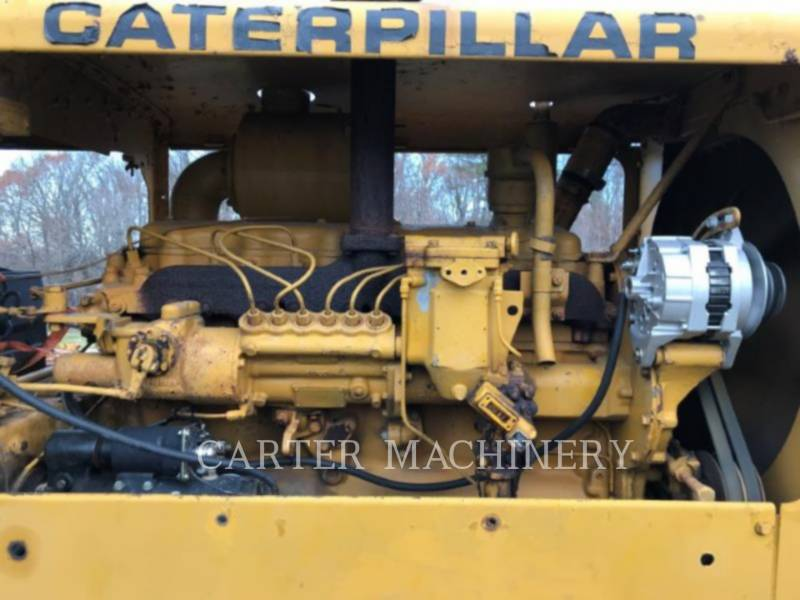 CATERPILLAR モータグレーダ 12E equipment  photo 4