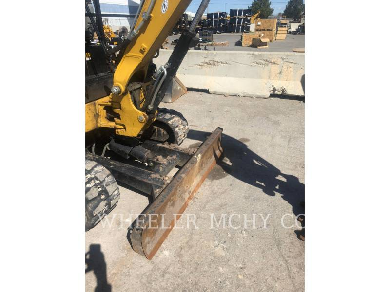 CATERPILLAR TRACK EXCAVATORS 302.7DC1TH equipment  photo 20