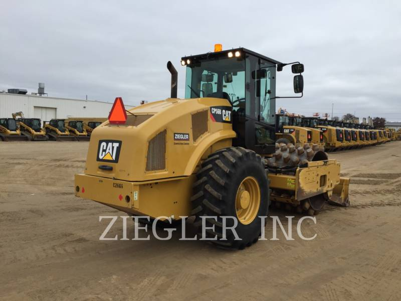 CATERPILLAR COMPACTEURS CP56B equipment  photo 4