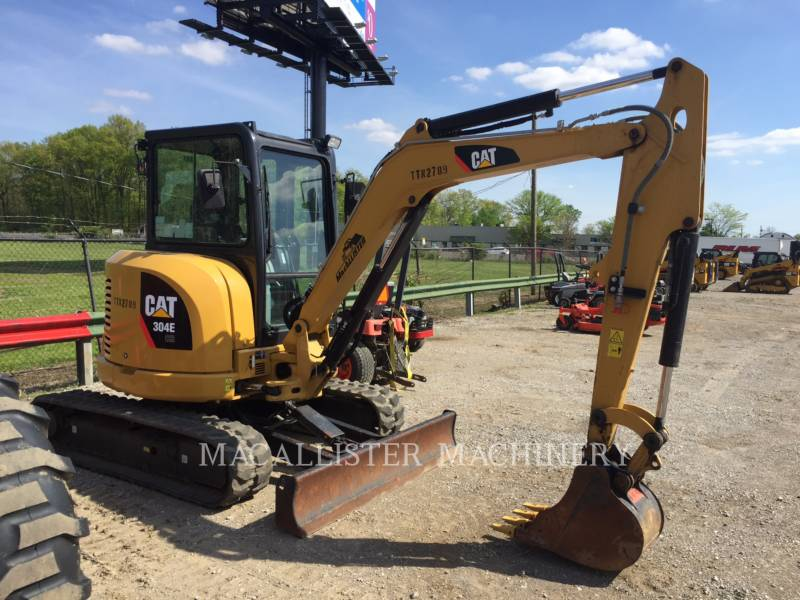 CATERPILLAR ESCAVATORI CINGOLATI 304ECR equipment  photo 1