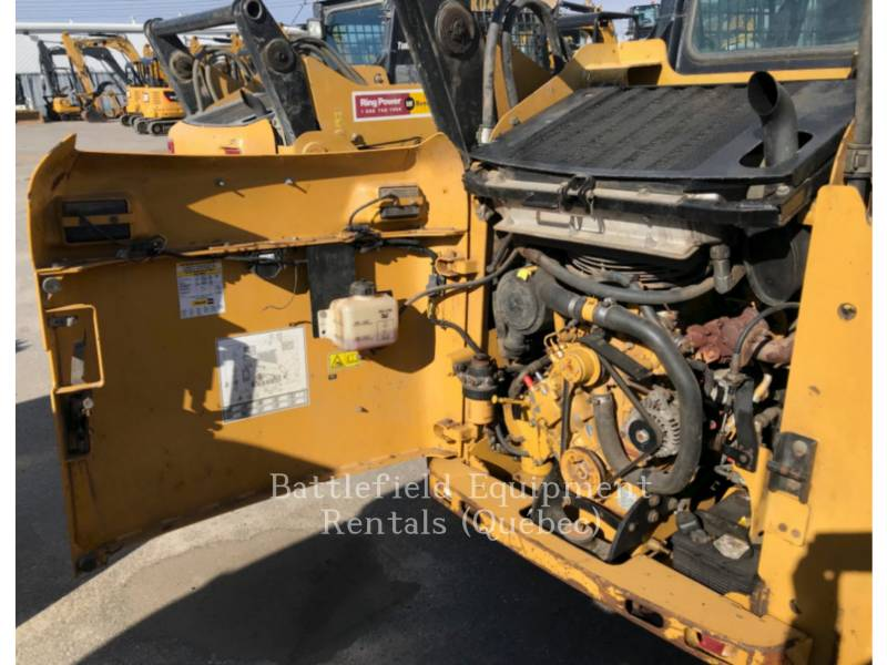 CATERPILLAR CARREGADEIRAS TODO TERRENO 257B2 equipment  photo 12