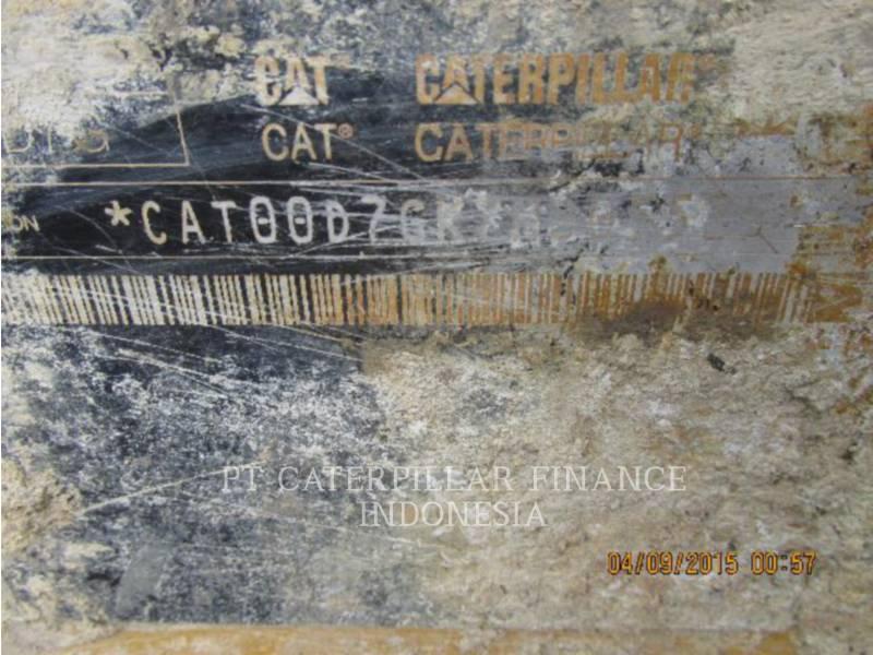 Caterpillar TRACTOARE CU ŞENILE D7G equipment  photo 16