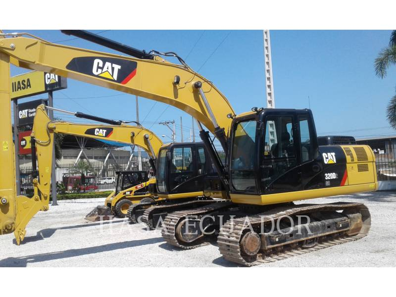 CATERPILLAR ESCAVATORI CINGOLATI 320D2GC equipment  photo 1