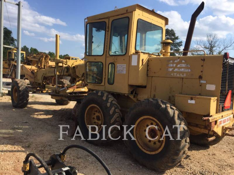 FIAT ALLIS / NEW HOLLAND MOTORGRADER FG75A equipment  photo 5
