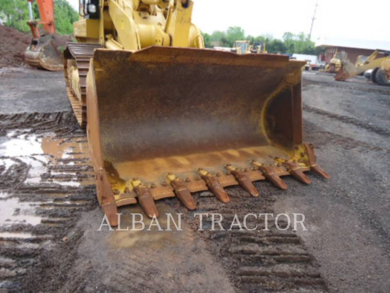 CATERPILLAR CHARGEURS SUR CHAINES 963C CAC equipment  photo 10