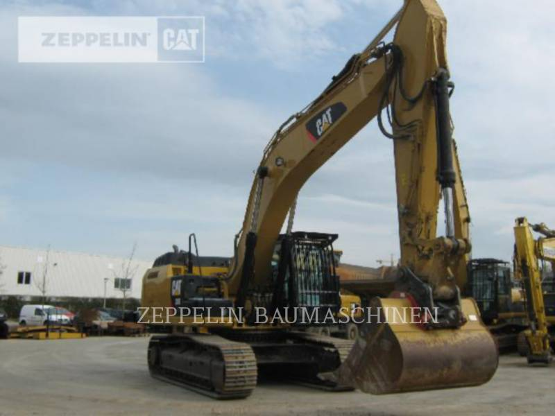 CATERPILLAR KETTEN-HYDRAULIKBAGGER 336ELNH equipment  photo 2