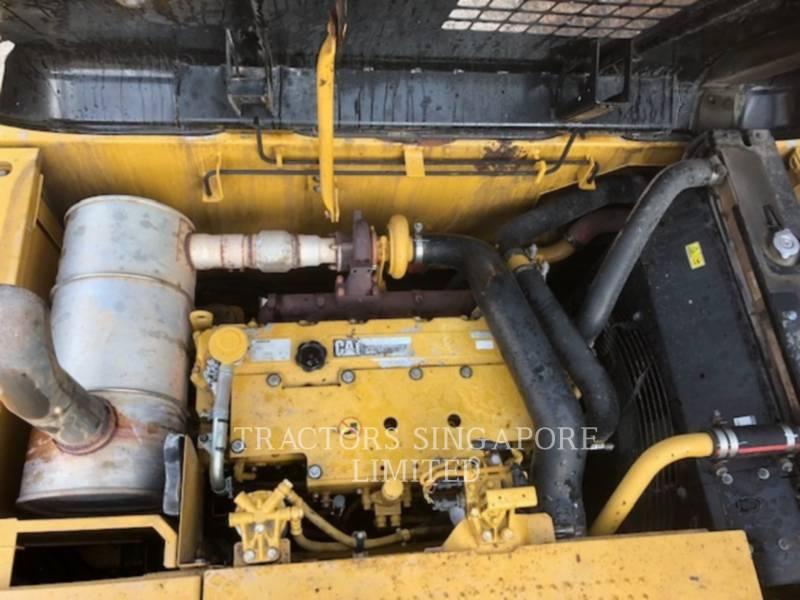 CATERPILLAR TRACK EXCAVATORS 320D equipment  photo 23
